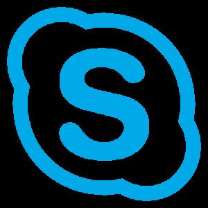 Contact via Skype